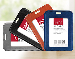 PU ID card holder 6818
